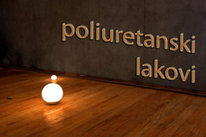 poliuretanskilak - Maxi Parket